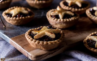 Finally winter is here – we start with mince pies