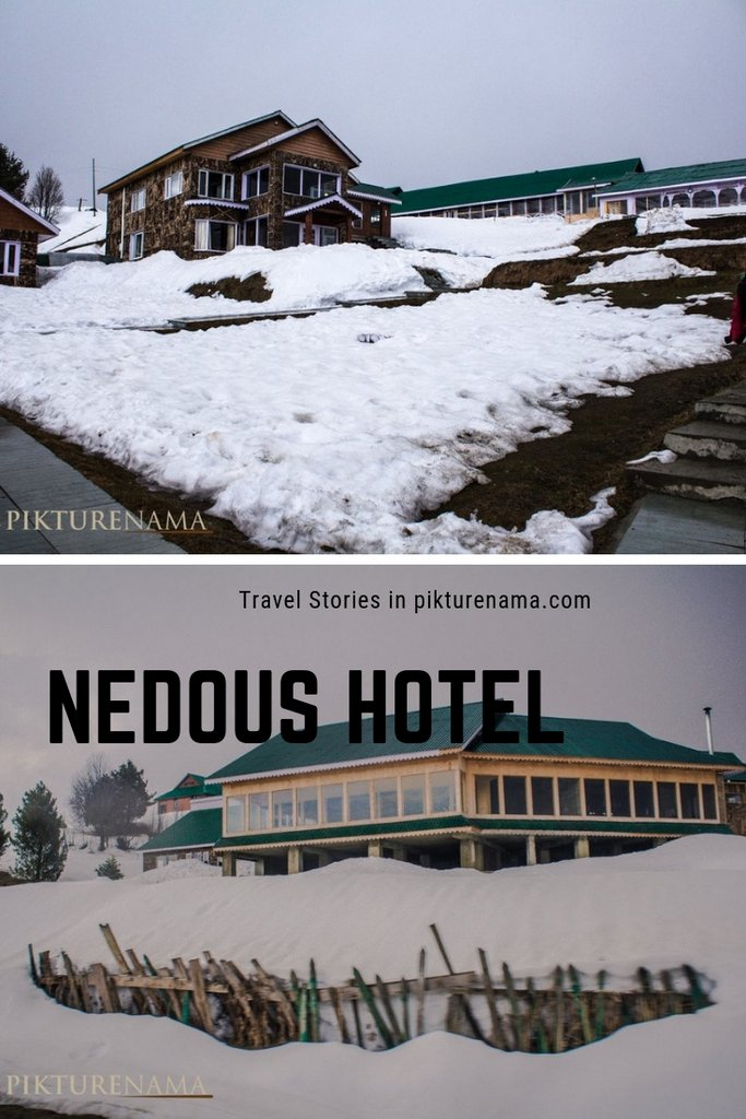 Nedous Hotel Gulmarg  Kashmir Pinterest - 2