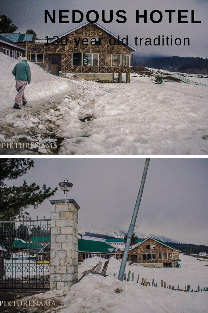 Nedous Hotel Gulmarg Kashmir Pinterest - 3