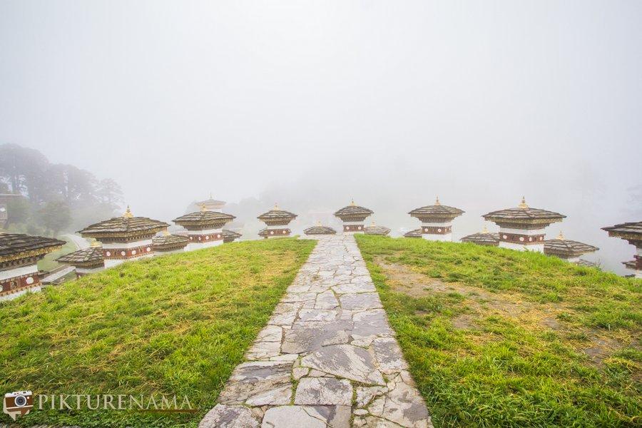 Dochula Pass Thimpu Bhutan - 13