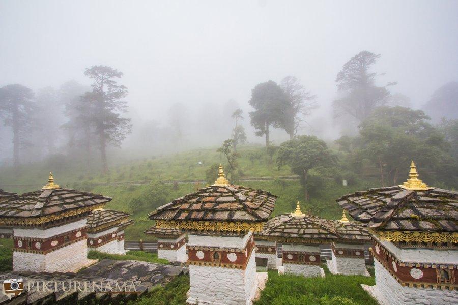 Dochula Pass Thimpu Bhutan - 15