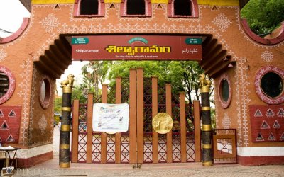 A visit to Shilparamam Hyderabad – picture postcards