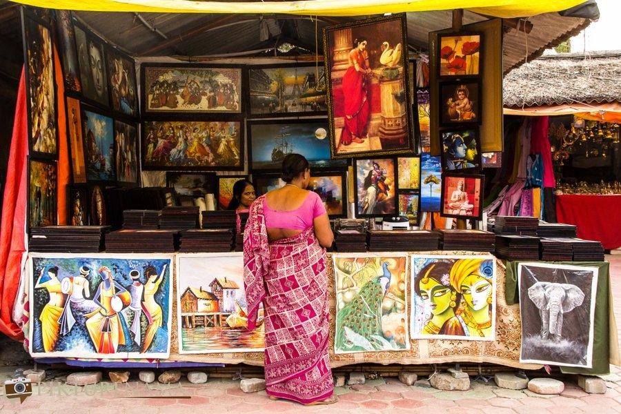 shilparamam Hyderabad paintings