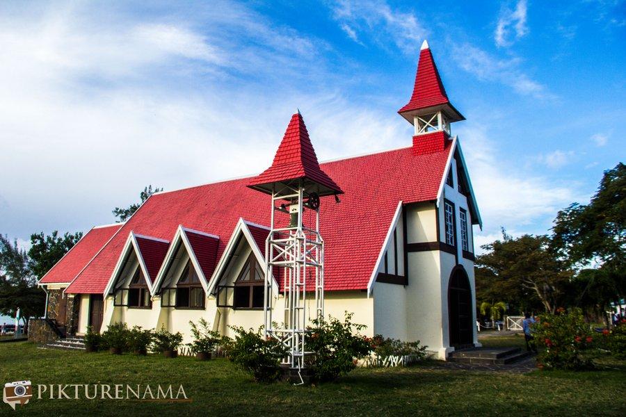 Cap Malhereux church Mauritius - 9