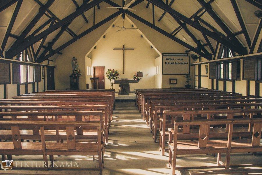 Cap Malhereux church Mauritius - 5
