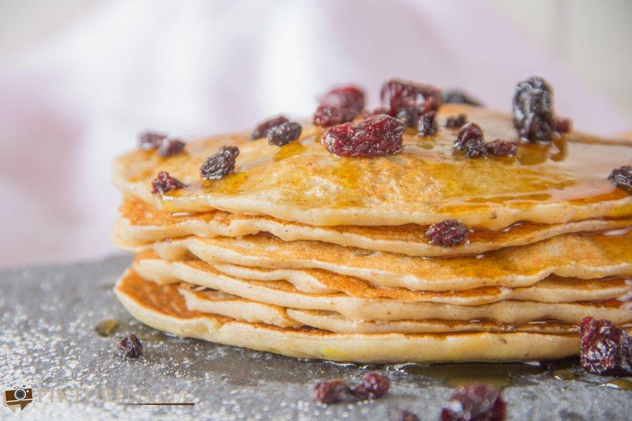 Flaxseed Banana Pancakes - 2