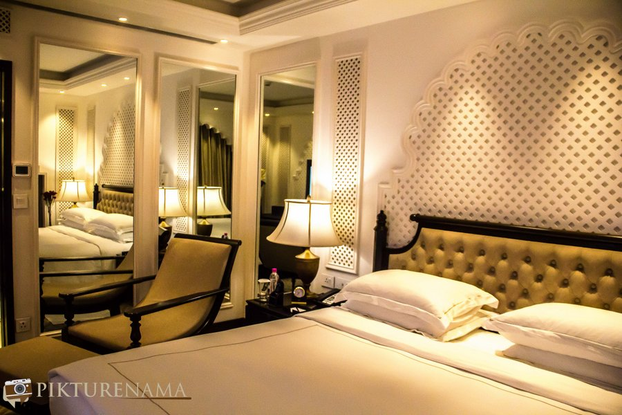 Taj Bengal Kolkata new rooms grand luxury suite arm chair