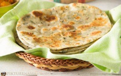 Kasuri Methi Paratha I Kasuri Methi Ka Paratha I Best Breakfast Paratha recipe