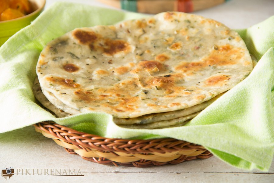Kasuri Methi Paratha I Kasuri Methi Ka Paratha I Best Breakfast Paratha recipe