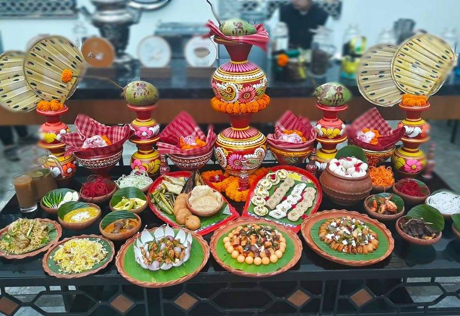 Kolkata Durga Pujo 2019 - The Lalit Great EAstern