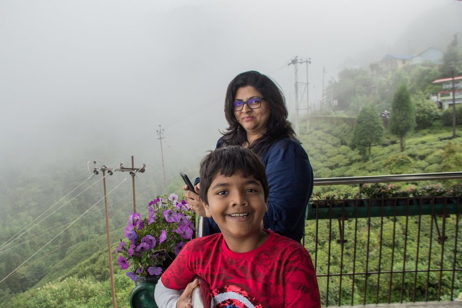 Margaret's deck tea Lounge Kurseong - 2