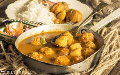 Chital Macher Muitha and how the Ghoti boy never had it before