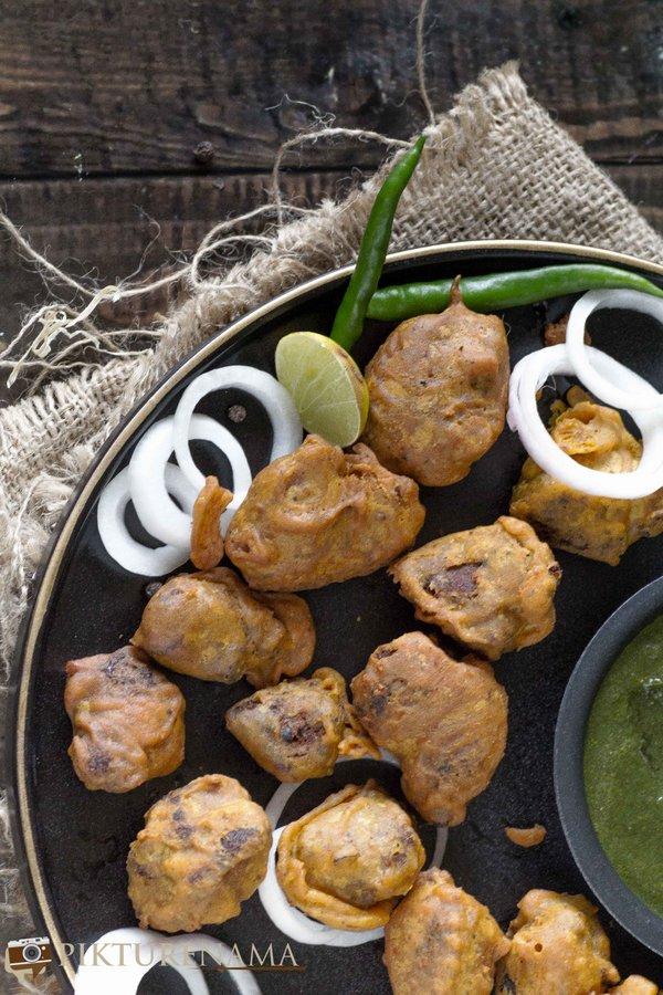 Spicy Mutton Pakoda - 5