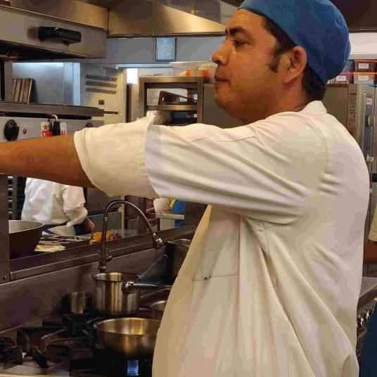 Chef Gopal