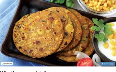 Shubh Yatra – What's on my plate ?