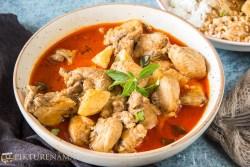 Chicken Massaman Curry- 5