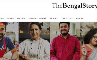 The Bengal Story on Homechefs and weekend Fab kitchen