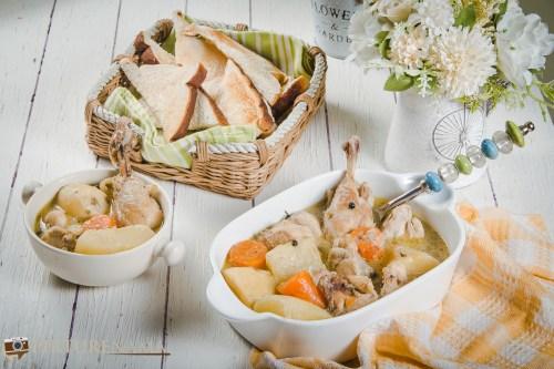 Kolkata chicken Stew - 7