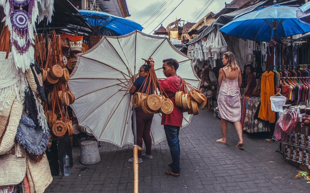Ubud Art Market – Its more than shopping