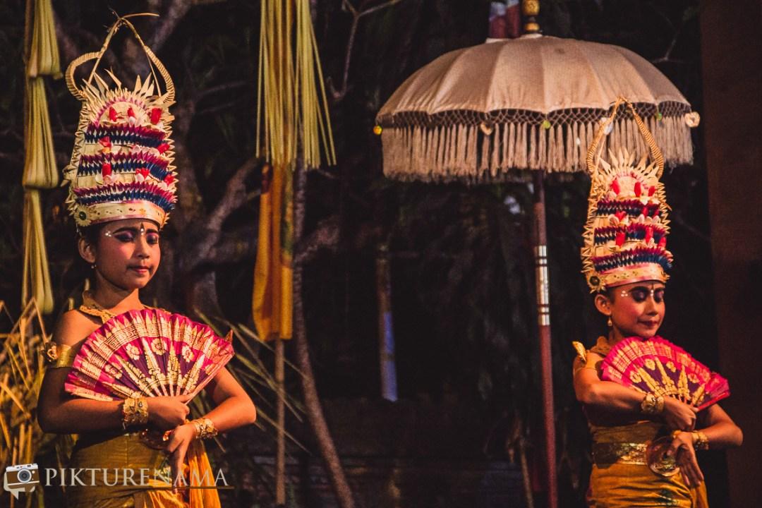 Kecak dance at Batubulan - 21