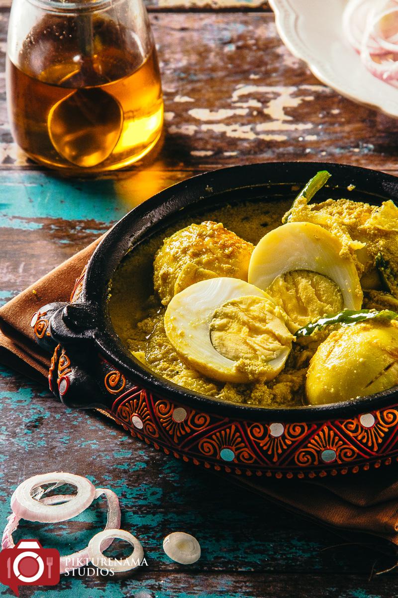 How to make bengali Dim Posto easiest way - 4