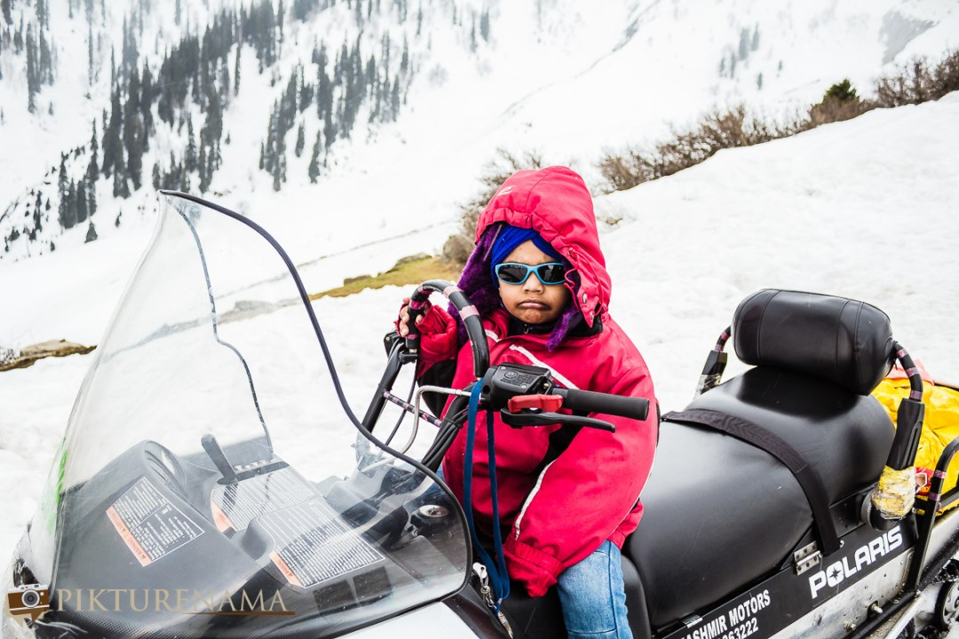 Gulmarg gondola ride tugga