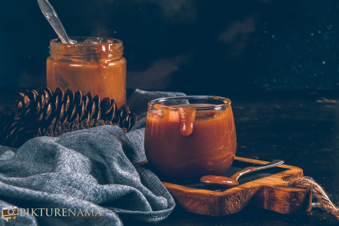 Salted Caramel Sauce and its uses