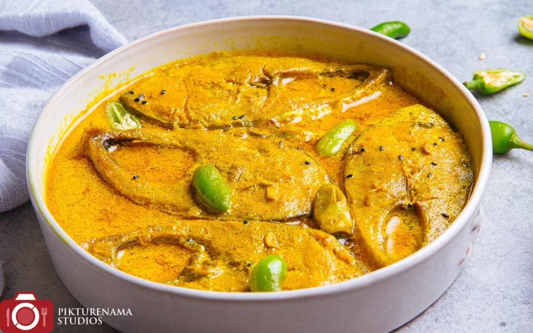 Shorshe Ilish – the evergreen classic