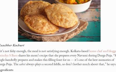 Tweak India – Quick Pujo recipes