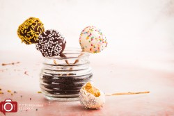Cake pops for Diwali - 1