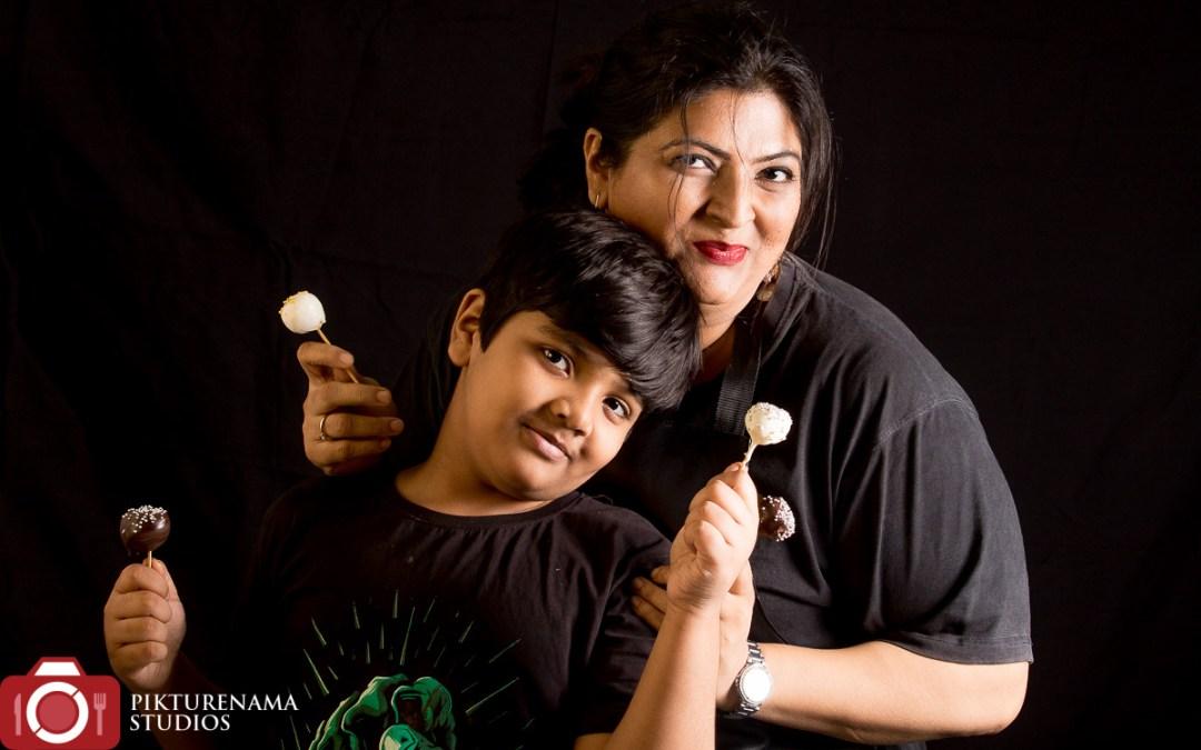 Cake Pops for Diwali made by Tugga