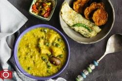 Easy way to make bengali Masoor dal Khichuri