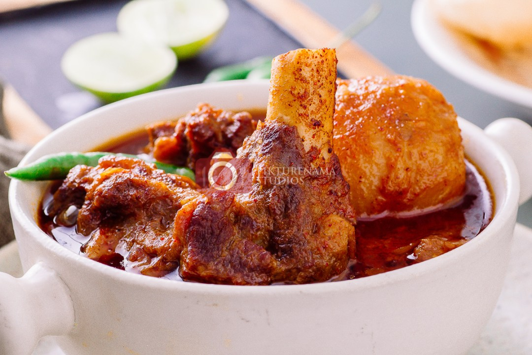 How to make bengali Mangshor Jhol at home - 6
