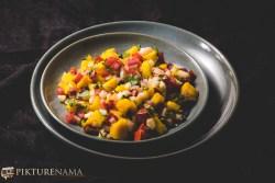 how to make Mango Salsa - 2