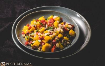 Easy Mango Salsa Recipe For Summer