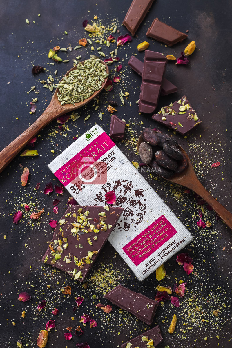 The spice range of choclates from Kocoatrait - 3