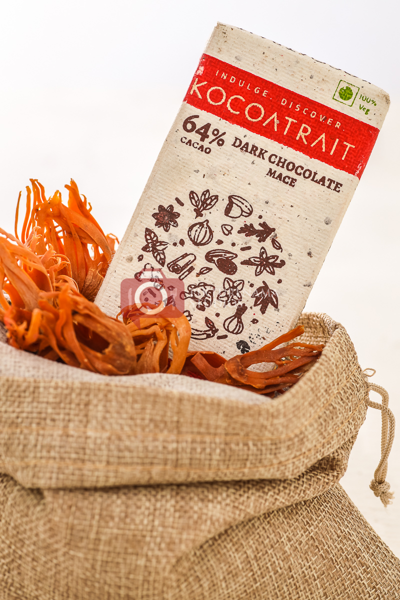 The spice range of choclates from Kocoatrait - 5
