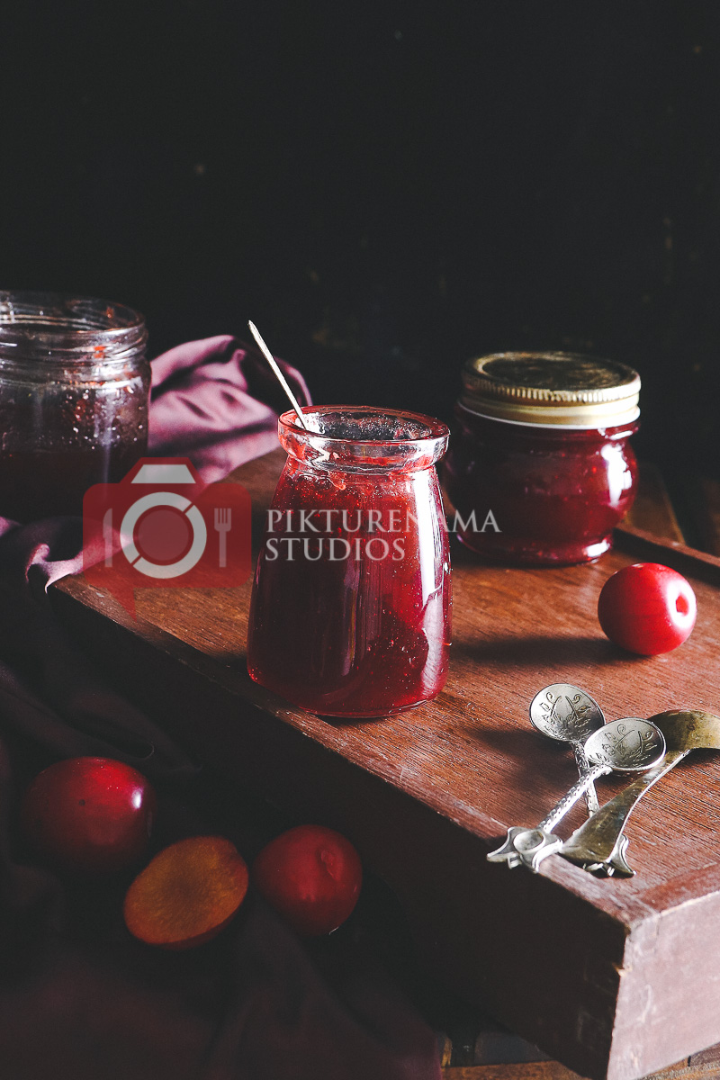 Easy way to make Plum Jam at home - 6