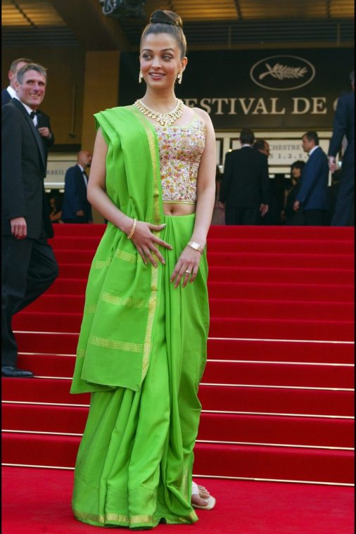 """56Th Cannes Film Festival: Stairs Of """"Dogville"""" In Cannes, France On May 19, 2003."""