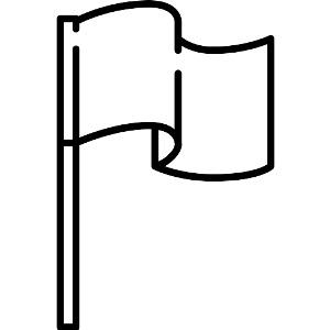 PILA Flagpole
