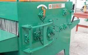 Многопильный одновальный станок БУК-700