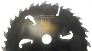 Дисковая пила Woodcraft 600*50*6,0/3,8*24z+24+6