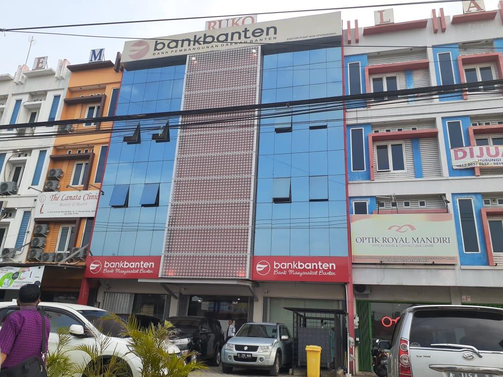 Sekda Klaim Belum Terima Pendapat Hukum Bank Banten