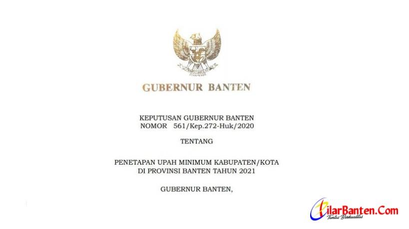 Meski UMK di Banten Naik Gaji Buruh Bisa Tidak Naik, Begini Penjelasannya