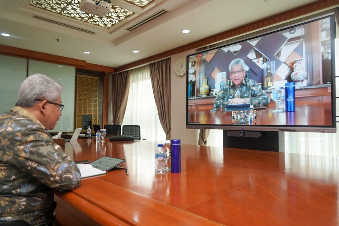 BJB Sabet Penghargaan Infobank Top BUMD Award 2021