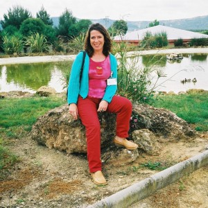 En el lago de los cisnes
