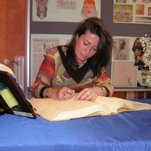 Escribiendo el Quijote