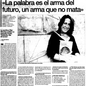 La Voz de Asturies, 12/09/2005