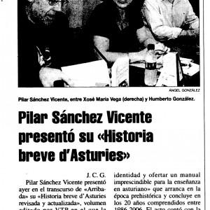 La Nueva España, 29/10/2006