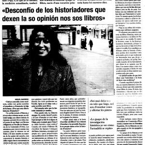 Les Noticies, 11/03/2007